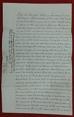1860s, Document, Hull ( William Stephenson ) East Riding Of Yorkshire,