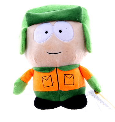 """New Official 10"""" South Park Plush Soft Toys Kyle Soft Toy"""