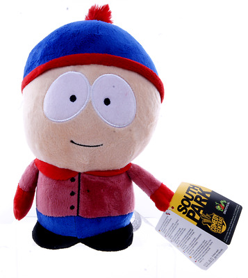 "New Official 10"" South Park Plush Soft Toys Stan Soft Toy"