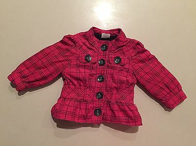 Pumpkin Patch Baby Girl Jackets Size 1