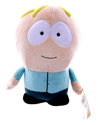 """New Official 10"""" South Park Plush Soft Toys Butters Soft Toy"""