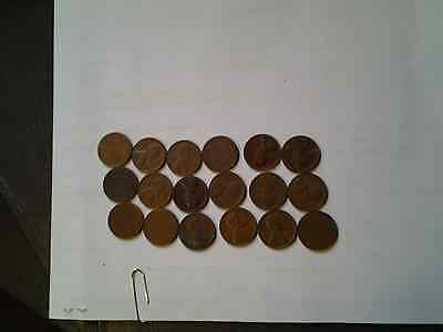 Lot ONE CENT USA