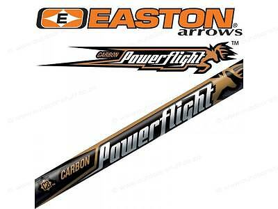 "Easton Powerflight 340 Spine with 2"" Fletchings"