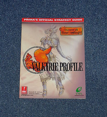 Ps1 Valkyrie Profile Guide  !!!!