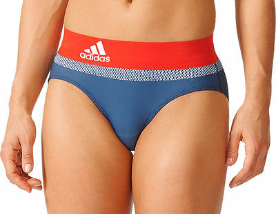 Adidas Team GB Ladies Stella McCartney Swimming/ Running Brief, Size: 8, 10