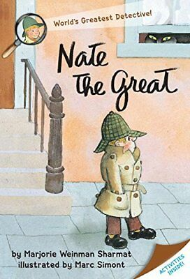 Nate the Great-Marjorie Weinman Sharmat, Marc Simont