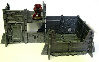 Iron Curtain set of modular plastic terrain 28 mm scale Tehnolog wargaming