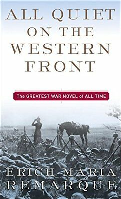 All Quiet on the Western Front-Erich Maria Remarque