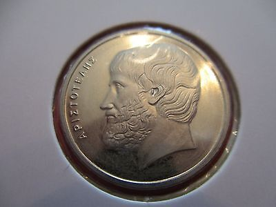 """Greece  5 Drachma 1978 """"proof Coin"""" Very Low Mintage!!"""