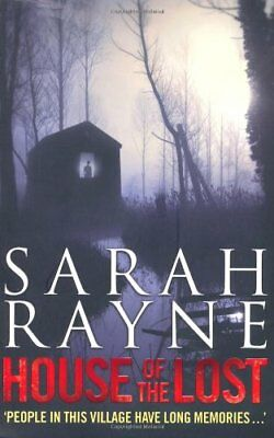 House of the Lost-Sarah Rayne