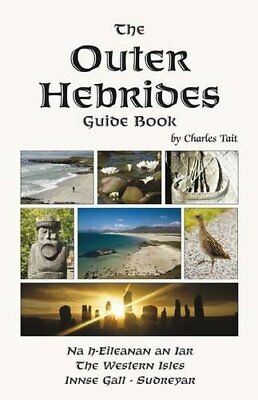 Outer Hebrides Guide Book-Charles Tait