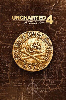 Uncharted 4: A Thief's End Collector's Edition Guide - Das... | Buch | gebraucht