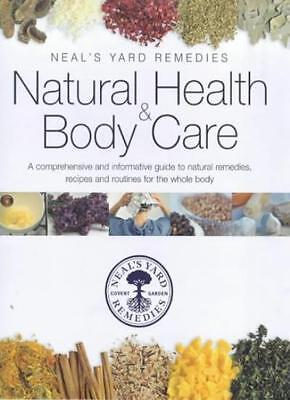 Natural Health and Bodycare (Neal's Yard Remedies),Neal's Yard Remedies