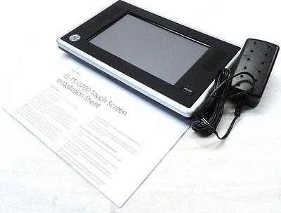 """NEW GE Security IS-TS-0700-B GE Touchscreen 7"""" WVGA - Black"""