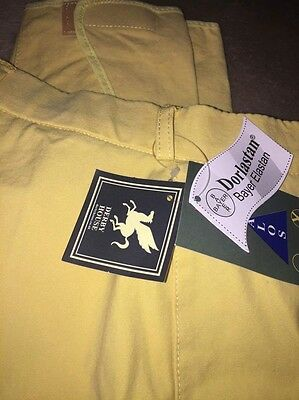 Canary Yellow Breeches Size 30, New