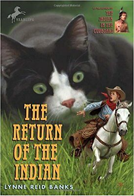 The Return of the Indian-Lynne Reid Banks