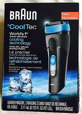 braun cooltec ct2s / New / Free Shipping / Warranty