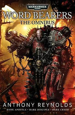 The Word Bearers Omnibus, Anthony Reynolds