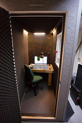 Superb Acoustic Studio by Vocal Booth