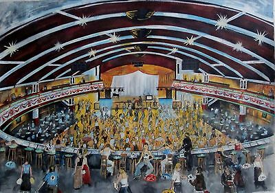 Northern Soul; Northern Soul Gifts; Wigan Casino; Five Dancer Prints