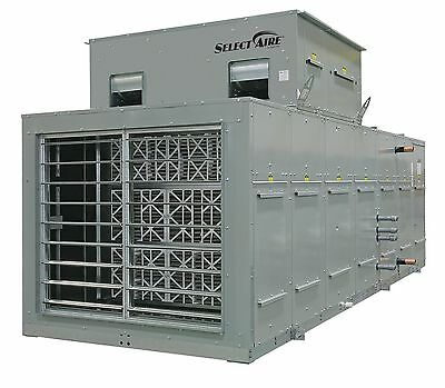 New Desert Aire SA Commercial Grade Dehumidifier, 208/3/60, Energy Recovery
