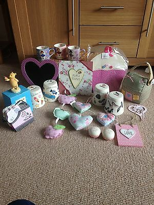 Job Lot - shabby chic - home decor / gifts etc