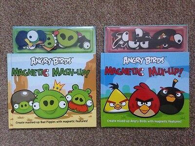 Angry Birds Magnetic Book