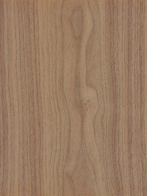 "Walnut Wood Veneer 3M Peel and Stick Adhesive PSA 2' X 8' (24"" x 96"") Sheet"