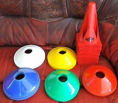 Football Training Kit Bundle Includes Bibs,discs & Cones