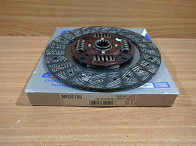 Clutch Disc for Mitsubishi Canter Fuso 2.7 - 240mm - FB100 FB120 - 4DR5 Engine