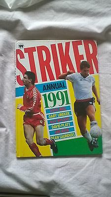 STRIKER annual 1991, UNCLIPPED