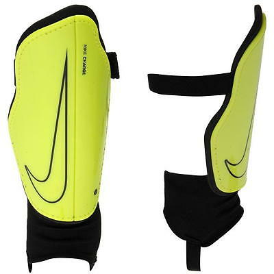 Nike Charge Shin Guards Junior Boys SIZE/S