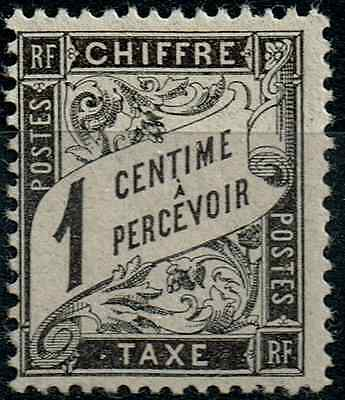 TIMBRE FRANCE 1881/92 TAXE n°10  NEUF**  SUPERBE