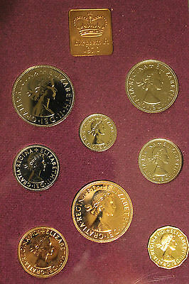 The Coinage Of Great Britain And Northern Ireland  Proof Set 1970