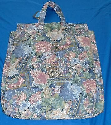 """A Shoulder Pillow Bag For 20"""" Pillow. Side Gussets With 2 Side Zips. Velcro Top"""