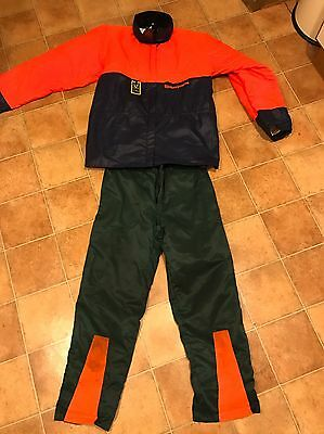 Chainsaw Trousers And Jacket