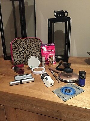 job lot off make up ..... all bits benefit and more !