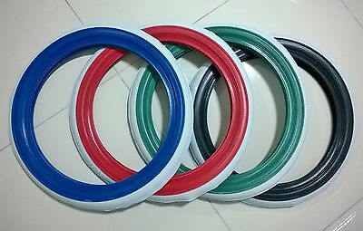 Colour Tire Rings for Wheels