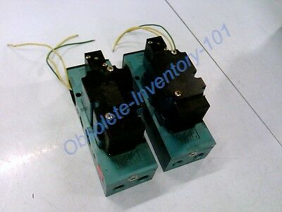 Lot Of 2 Mac Valves Inc Solenoid Valve W/sub Base 110/120V 50/60 6311D511Pm111Da