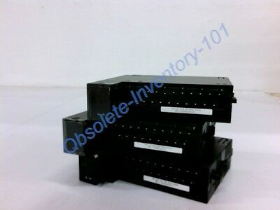 Lot Of 3 Fanuc Dc Voltage Output Module 12/24Vdc .5Amp 16Point Ic693Mdl740