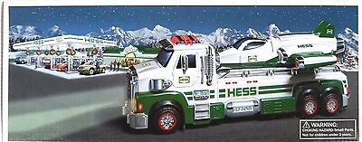 Hess 2014 Toy Truck and Space Cruiser With Scout 50th Anniversary NIB FREE SHIP