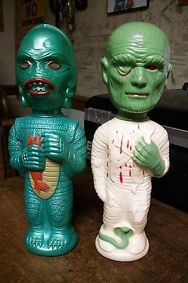 1963 Soaky Universal Monsters  Mummy  Creature From Back Lagoon