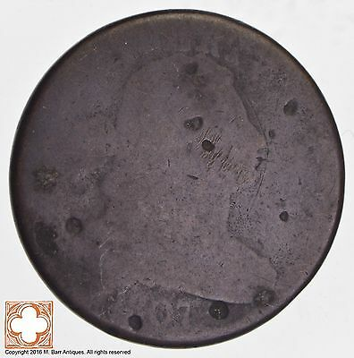 1807 Draped Bust Large Cent *7039