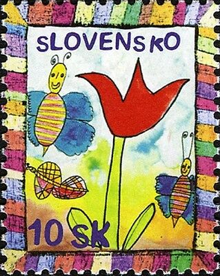Slovakia - 2006 - Stamp for Children - 15 copies - MNH