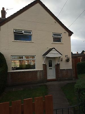 CHESHIRE .3 bed end terrace house, job lot !! now reduced !!  £118,500  ,CW7 3HE