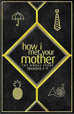 How I Met Your Mother: The Whole Story DVD 28-Disc Box Set Brand New 1-9 Season