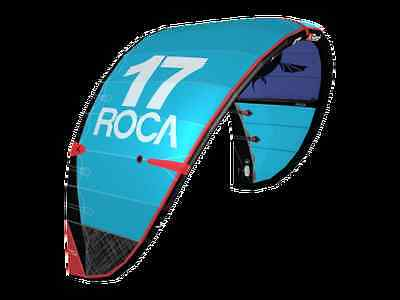 17m BEST Roca Kiteboarding Kite, Beginner setup Closeout price