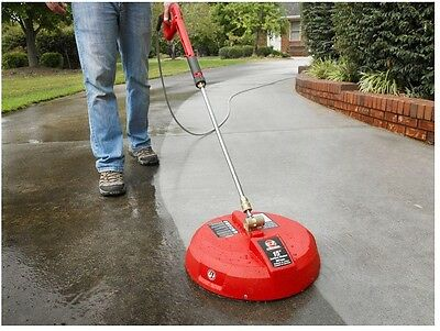Power Care Gas Surface Cleaner Deck Patio Driveway