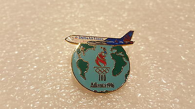 Delta Airlines - Atlanta 1996 Pin.