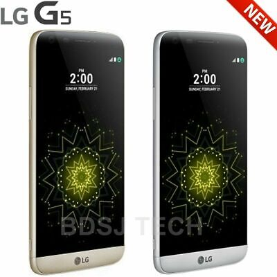 "LG G5 (32GB) 4G LTE, 5.3"" QHD, Android 6.0 GSM Unlocked GSM (US Warranty, H820)"
